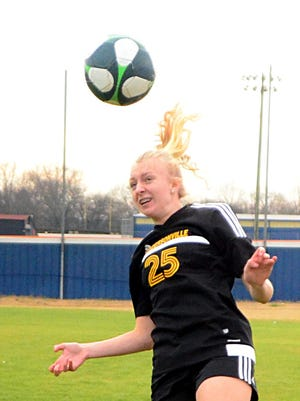 Hendersonville High junior Sydney Cason is a Sumner County Co-Offensive Player of the Year.