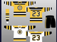 "The Bruins finally introduced the ""spoked B"" as a consistently"