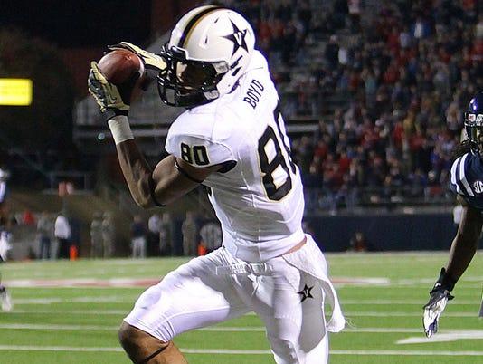 Fifth Vanderbilt football player indicted in rape case