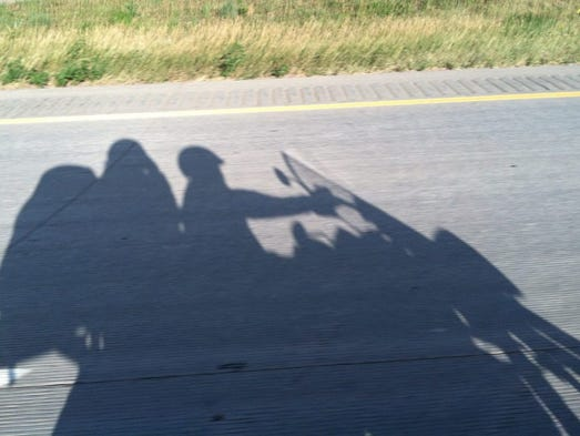 Josh and Sherri Zander loved to ride their motorcycle