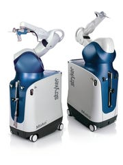 Mako Robotic-Arm Assisted Surgery offers a high degree