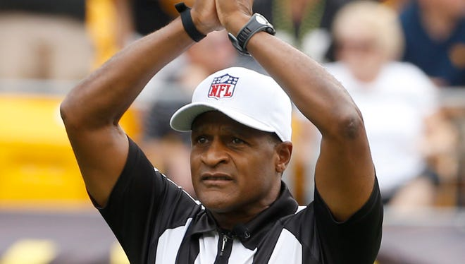 Jerome Boger's selection as Super Bowl XLVII's referee came with some internal backlash from his peers. Boger finished 2012 as the NFL's top-ranked ref.