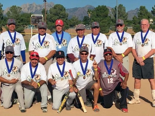 The Boomers were the premier senior division softball team of New Mexico in 2016 after capturing the New Mexico Senior Olympics Softball Championship for the 60-and-over age division. The team is made up of senior ball players from Deming and Silver City.