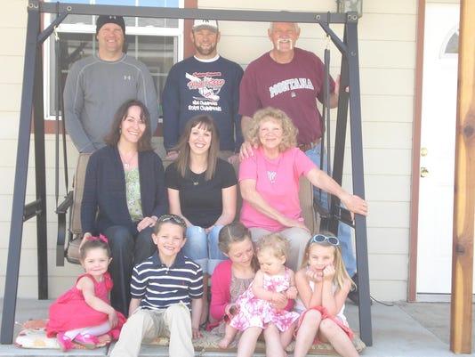 a-walker family