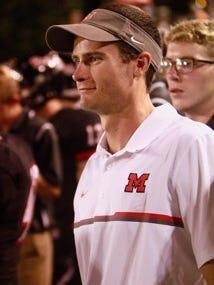 Maryville High School assistant coach Derek Hunt.