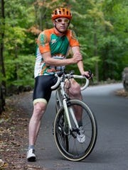 Michael O'Brien of Tenafly says his life changed after