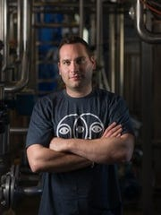 Octopi Brewing President Isaac Showaki