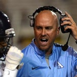 Airline coach Bo Meeks saw his team put on an impressive jamboree performanc versus Parkway.