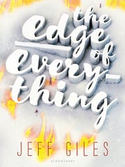 The cover of Jeff Giles' 'The Edge of Everything.'
