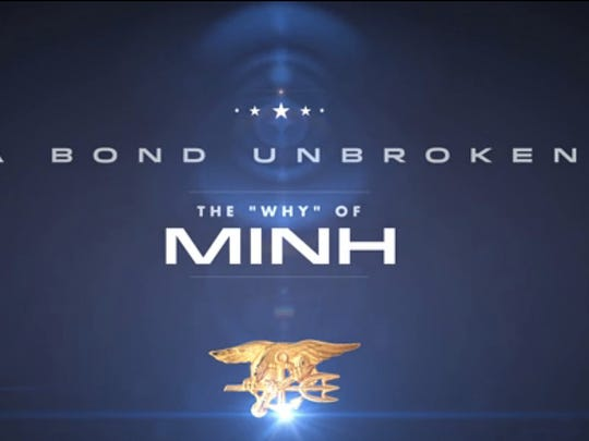 "The movie: ""A Bond Unbroken: The 'Why' of Minh"""