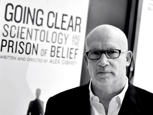 "Film Independent Screening Of HBO Documentary Film's ""Going Clear: Scientology And The Prison Of Belief"" - Red Carpet"