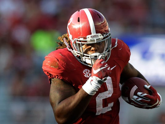 Only tacklers should worry about Derrick Henry's workload