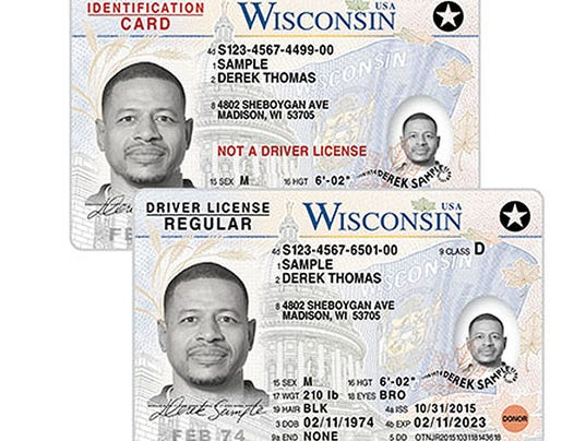 Non Expiring Identification Card Not A Driver 39 S License Real Id Card