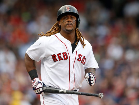 USP MLB: TAMPA BAY RAYS AT BOSTON RED SOX S BBA BOS TB USA MA