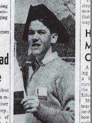 William Schneider February 21 1963 in Colonial Williamsburg