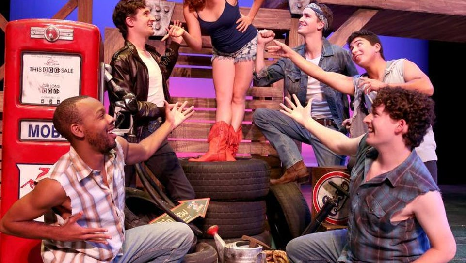 """Footloose: The Musical"" concludes its run at Greenville"