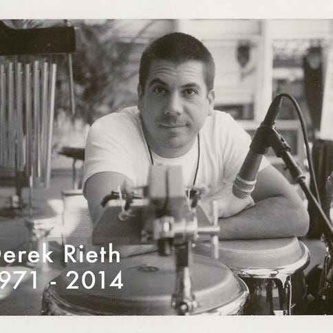 Derek Rieth of Pink Martini reportedly passed aw