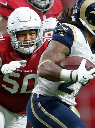 Kent Somers previews Thursday's NFL game between the Cardinals and Rams in St. Louis and offers up his prediction.