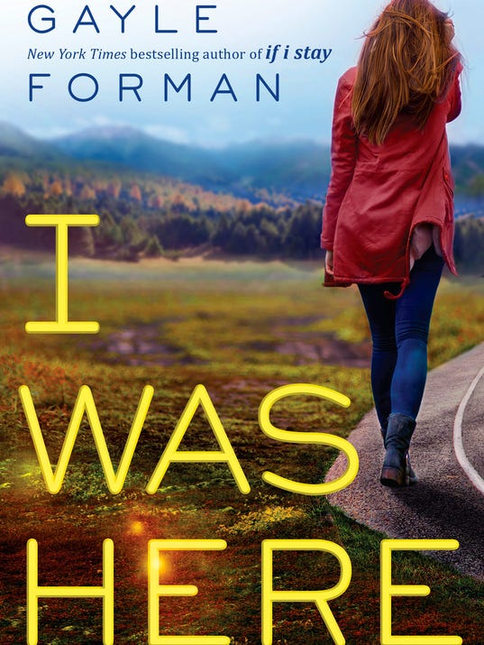 the important characteristics of cody in i was here a novel by gayle forman In i was here, gayle forman's latest novel after the release of the movie version of her novel if i stay, cody's best friend meg drinks a kirkus reviews home.