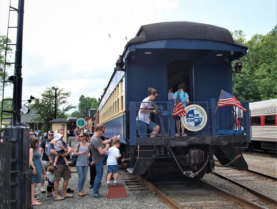 Railway Museum's Father's Day Excursion Train Rides