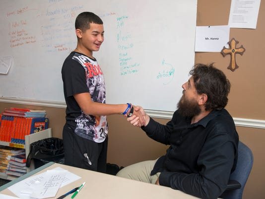 Step Up For Students program