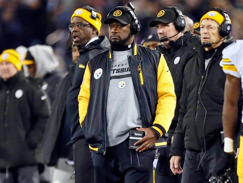 Steelers coach Mike Tomlin is lighter in the wallet after his sideline fiasco on Thanksgiving night in Baltimore.