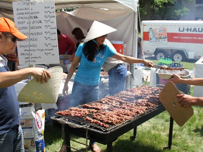 Des Moines Asian Food Festival