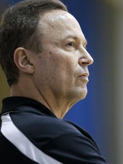 University of Providence men's basketball coach Steve Keller is recovering after suffering a heart attack on Sunday night.
