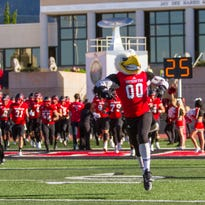 SUU football: Thunderbirds defeat Portland State on Homecoming