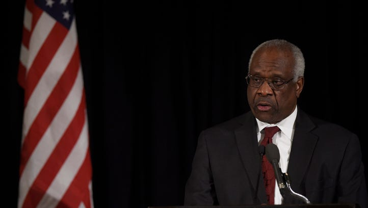 After 25 years, Clarence Thomas still dissents