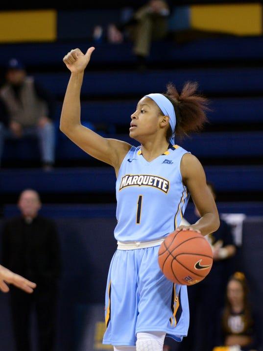 Marquette women earn highest NCAA seed in program history
