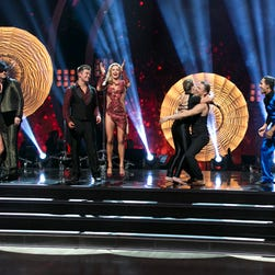 'DWTS' finalists Sharna Burgess, left, and Nick Carter will compete for the Season 21 title.