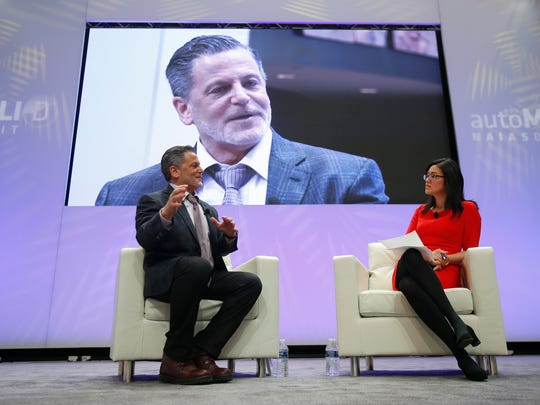 Dan Gilbert, owner of Quicken Loans and the Cleveland