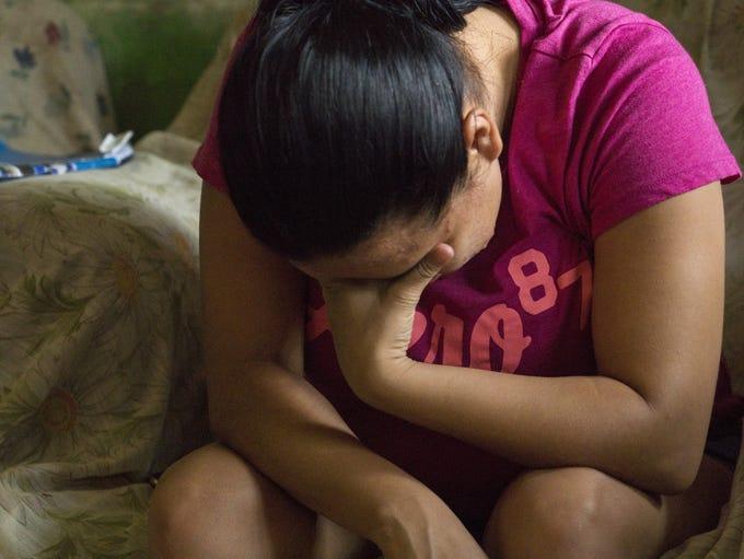 Lourdes Marianela De Leon was deported to Guatemala