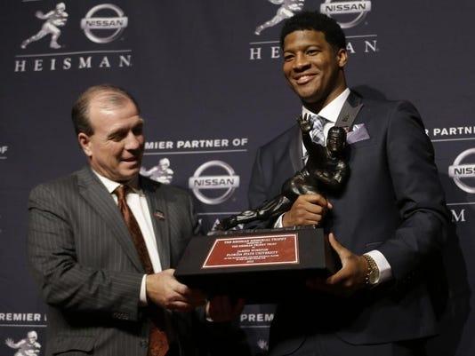 Heisman Trophy Winner Football