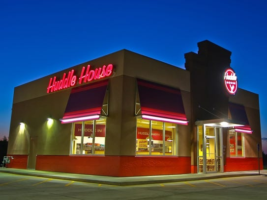 Huddle House is a 24-hour restaurant chain that offers