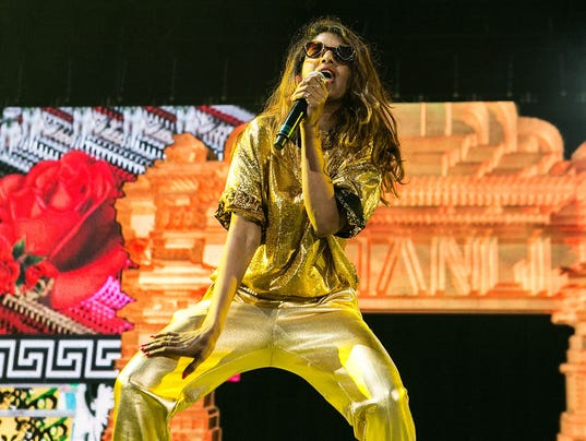 M.I.A. at Sasquatch!