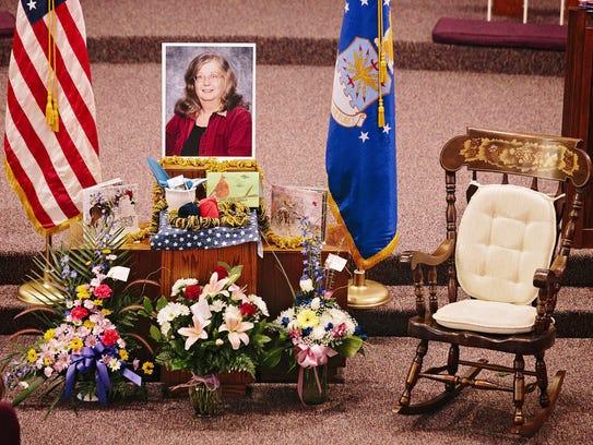 Mary Nye's funeral Saturday in Bridgman, Mich.