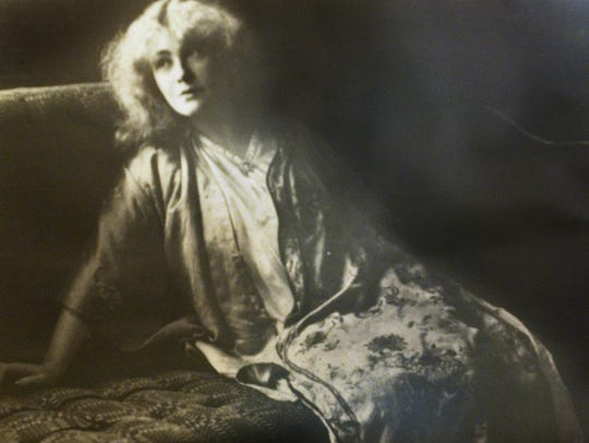 An undated photo of artist and Kewpie creator Rose