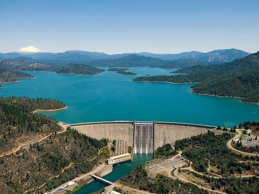 Roberts blog post photo Shasta Dam