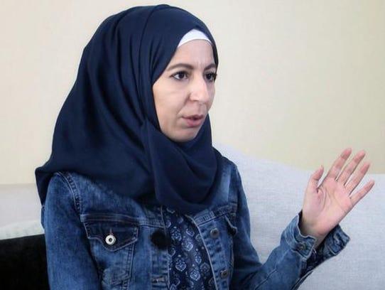 Muna Muhammad fled to Turkey in 2016