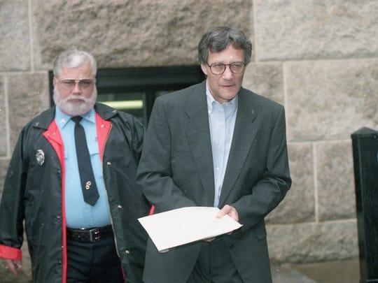 Thomas Capano on Jan. 8, 1997.