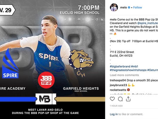 How LaVar Ball is still jeopardizing LaMelo Ball's slim chances of playing in college