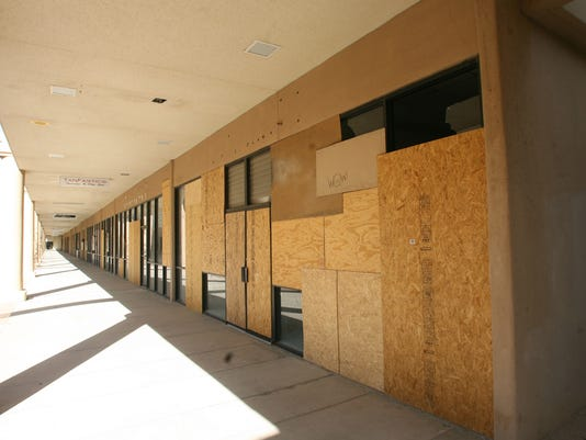 2011: City hopes to restore Northgate Mall