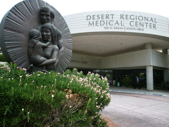 The Desert Healthcare District, which owns Desert Regional Medical Center, voted Tuesday to adopt a map for district elections.