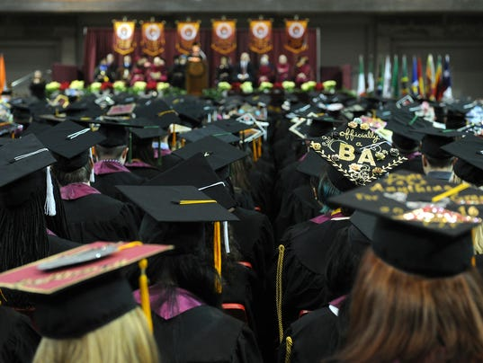 Midwestern State University Commencement