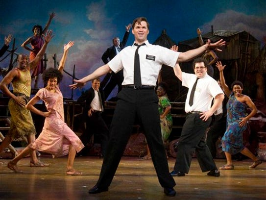"""Seeing Broadway-caliber musicals, such as """"The Book of Mormon,"""" is possible close to home and less expensive than going to New York City."""