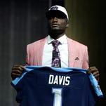 NFL draft 2017: Titans pick Corey Davis, Adoree' Jackson