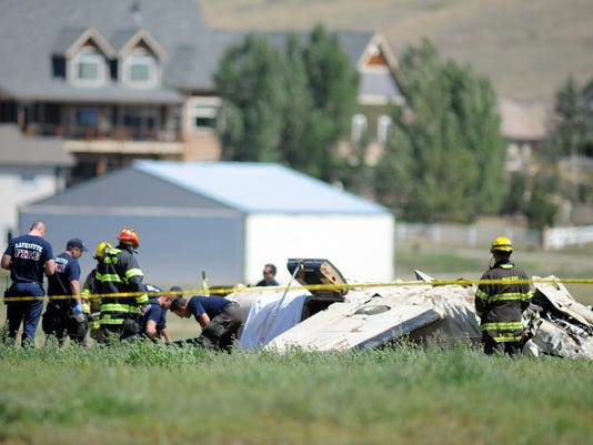 Plane Crash-Colorado