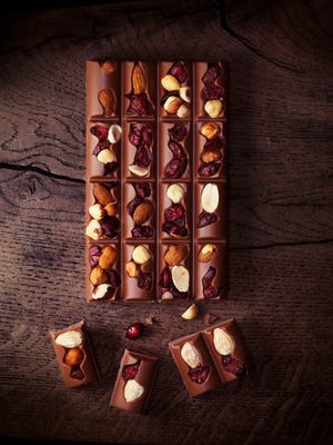 Nestle announced Wednesday that it will sell its Callier chocolates outside of Switzerland for the first time.